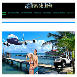 Readymade--travel-website