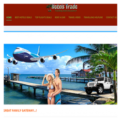 Turnkey-travel-website