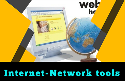 Internet-Network-tools